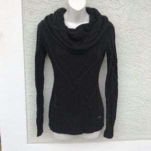Guess Cowl Neck Sweater NWOT